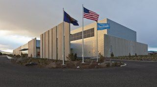 Facebook Data Center - Prineville, Oregon #LEED #metal #datacenter #wallpanels Credit: Jonnu Singleton Photography #InspiredByMetal