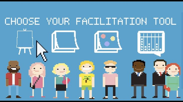 online meeting facilitation tools Today's virtual meetings suffer from the assumption that individuals and enterprises want them to function exactly as a face-to-face meeting would but tools.
