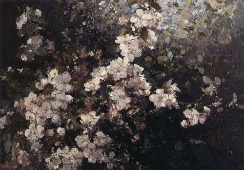 Apple Blossom, Nicolae Grigorescu