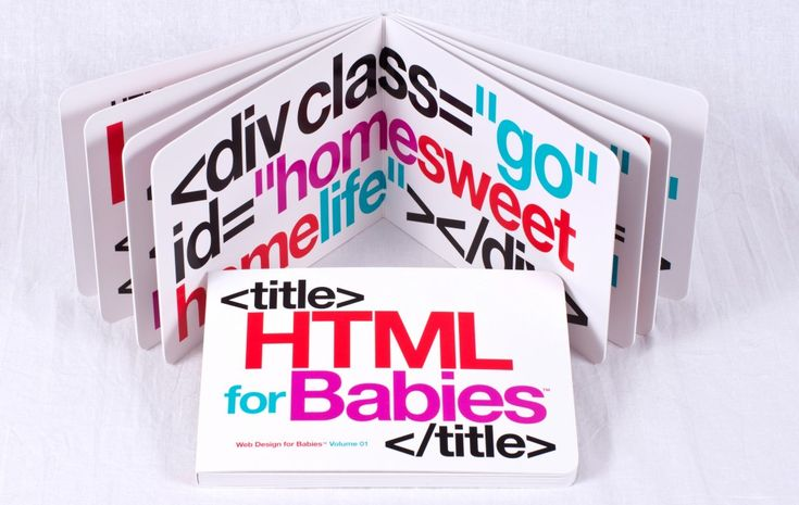 html for babies http://codebabies.com/ #book