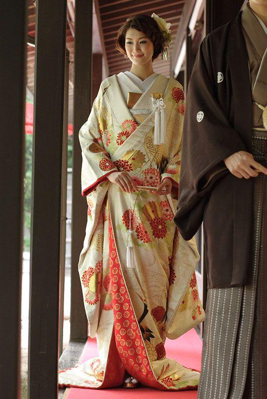 Rudy's wedding kimono