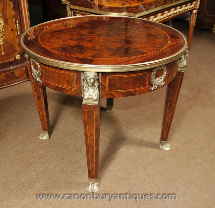 French Market Coffee Table: 112 Best Empire Antiques Images On Pinterest
