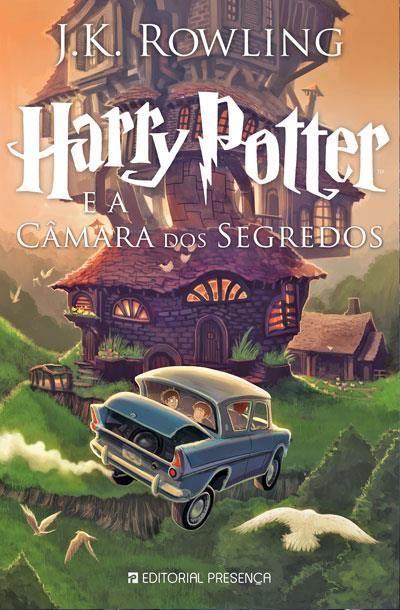 Harry Potter e a Câmara dos Segredos- Segundo livro