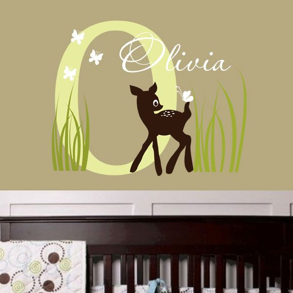 68 best Deer Wall Decals images on Pinterest | Wall decals, Wall ...