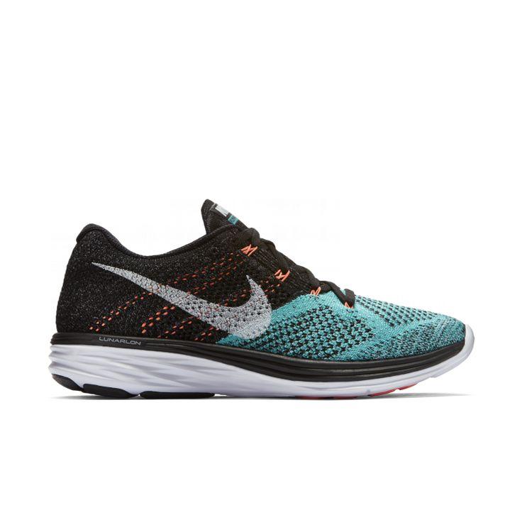 new style 0a9bd 8eced Nike Flyknit Lunar 1  Nike Flyknit Lunar 3 - womens running shoe