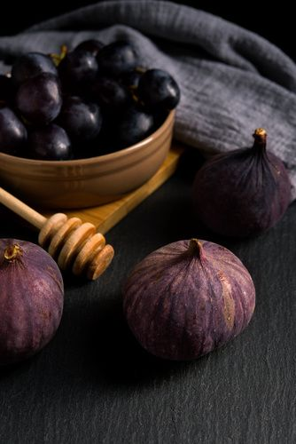 [BLACK FRIDAY] Le Noir à Rungis : la Figue - Black food