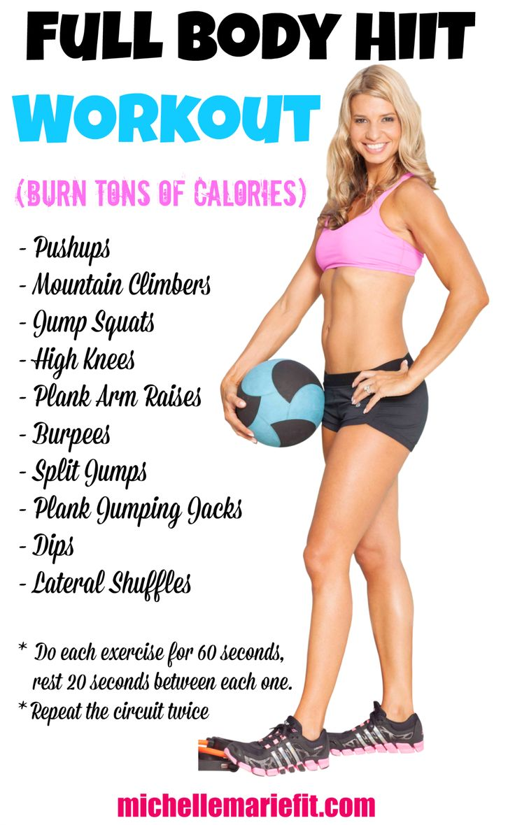 This Full Body Workout Burn Tons of Calories. Try this week by doing this at home. To get more MMF workouts and meal plans go here: