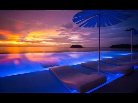 Kata Rocks Resort, Phuket, Kata Beach, Thailand