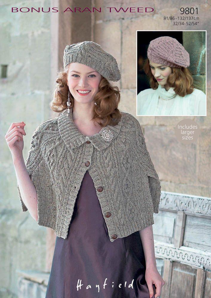95 best Knitting - cape/capelet images on Pinterest | Knitting ...