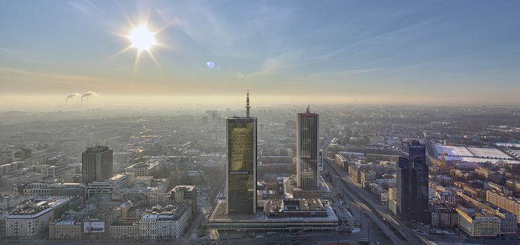 Warsaw, Poland by QSQS