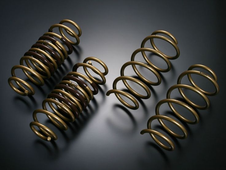 Honda Civic 2001-2005 Tein H-Tech Lowering Springs