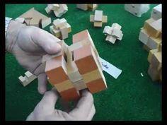 Puzzles de Madera. Woonden puzzle. Rompecabezas. - YouTube