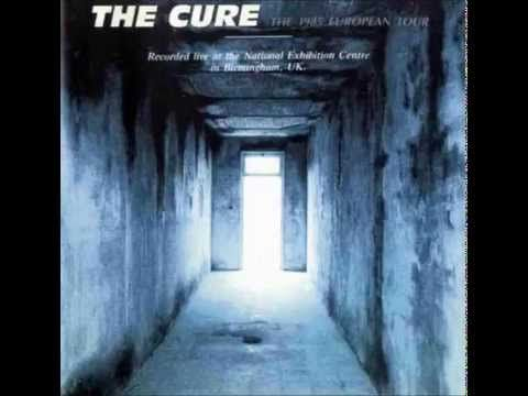 The Cure - The 1985 Europen Tour [Full Concert]