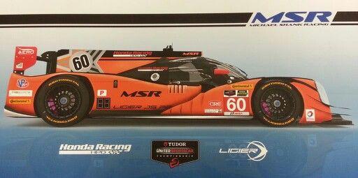 New liveri to the 60 Ligier js P