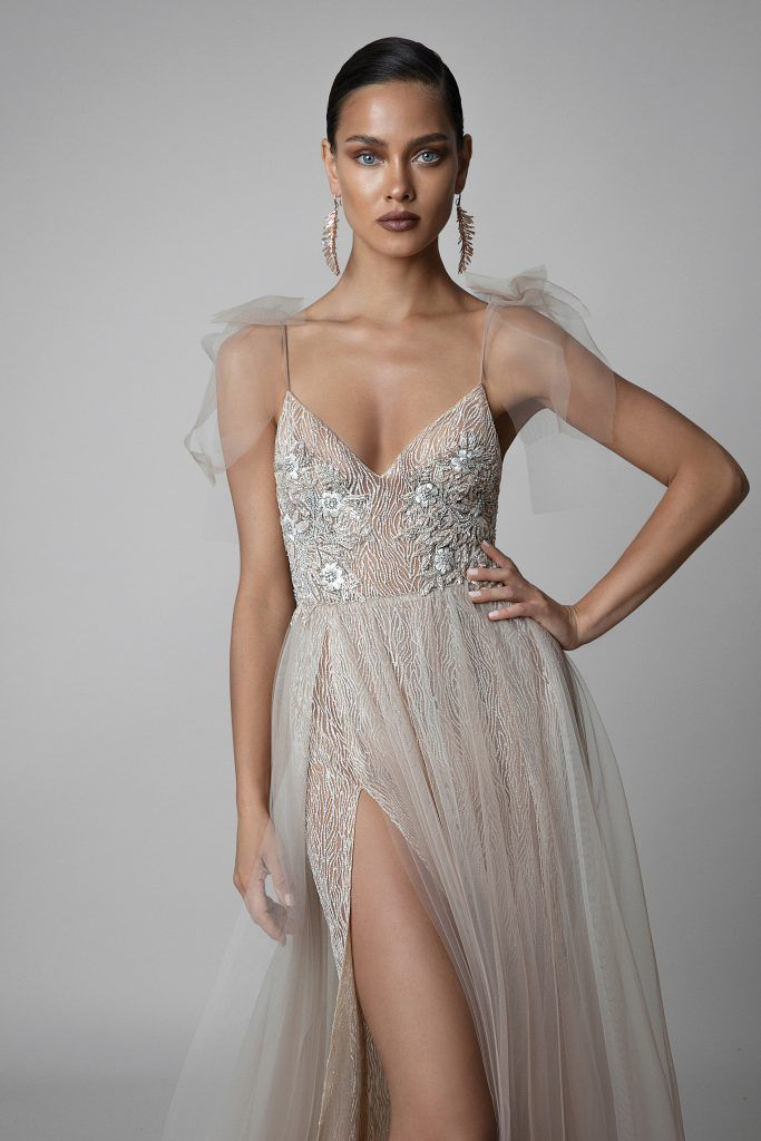 detailed look 0fda1 f3adb Collezione da sera by Berta F/W 2019 per invitate a nozze ...