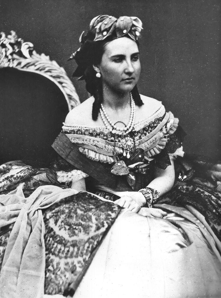 Carlota de México.