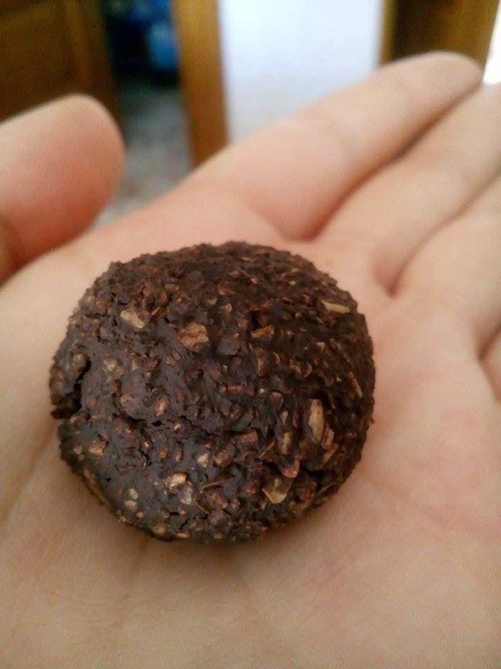 Dukan con Noe: Trufitas rápidas de chocolate