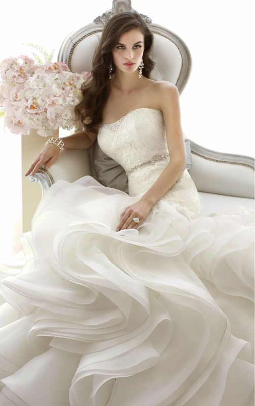 Best 50+ 2014 the most popular wedding dress images on Pinterest ...