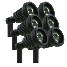 portfolio 6light landscape light kitfor use only with 12 volt landscape - Volt Landscape Lighting