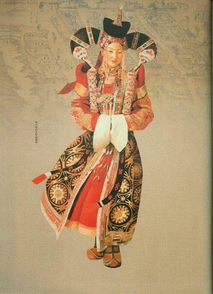 Targutlar - Torgutok - Torghuts - Торгуты - Türk Asya - Asian Turkish, Тюрки России