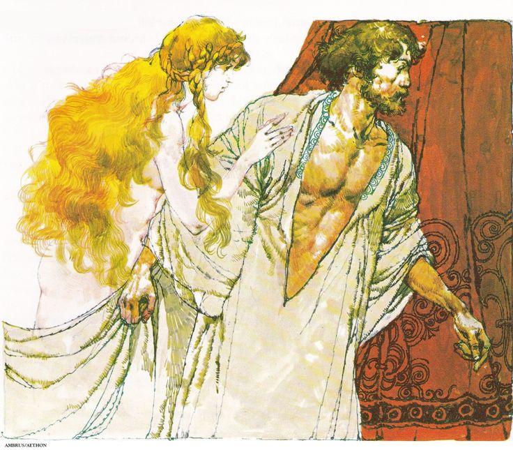 Bulfinchs mythology study guide