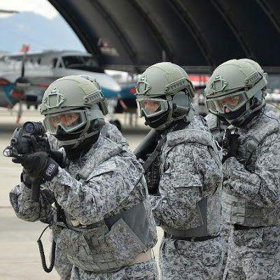 Fuerza Aérea Colombiana convoca a jóvenes guajiros para prestar servicio militar