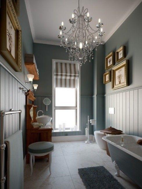 Oltre 25 fantastiche idee su Lampadario da bagno su Pinterest  Camere da letto padronali ...