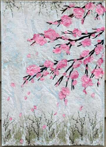 Pink Snow by Vivian Kapusta