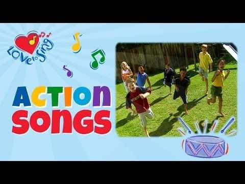 Fitness Song for Kids | Cool Sports | Children Love to Sing Action Songs