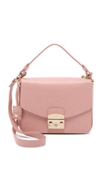Furla Metropolis Small Shoulder Bag, сумки модные брендовые, http://bags-lovers.livejournal