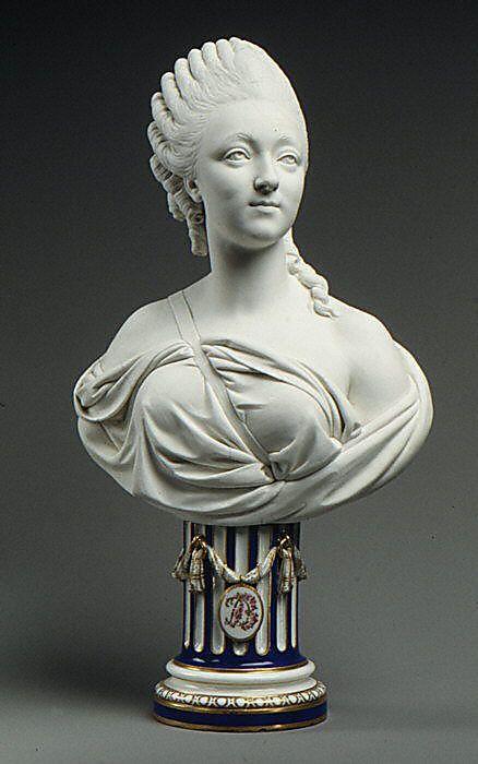 Madame du Barry (1746-1793)  Sèvres Manufactory  Date: 1772