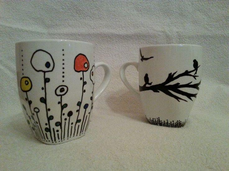 E. HASIOTIS Mugs