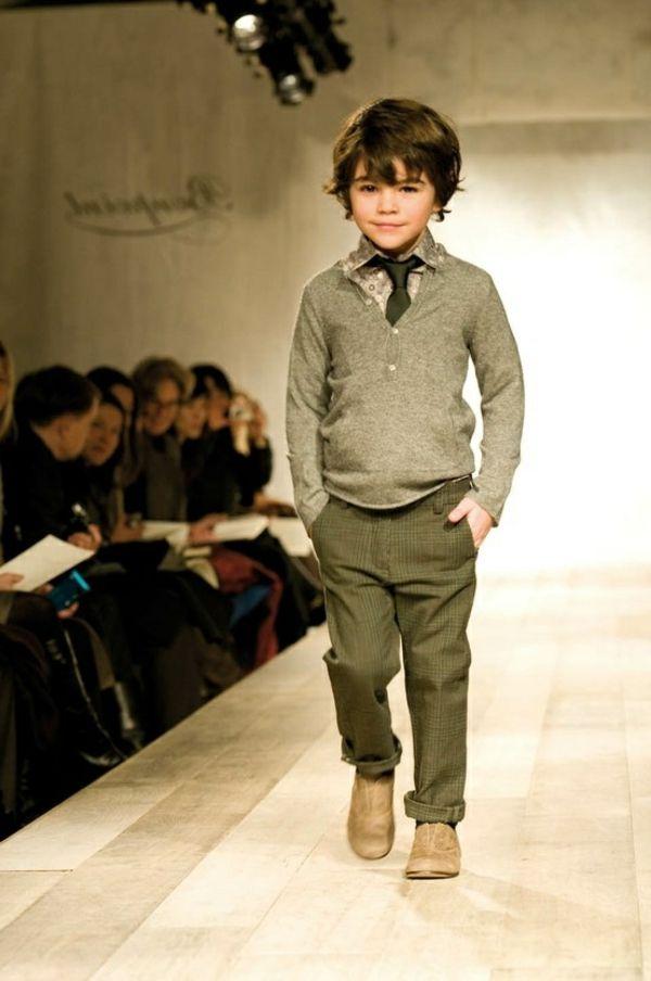 festliche kindermode jungen krawatte