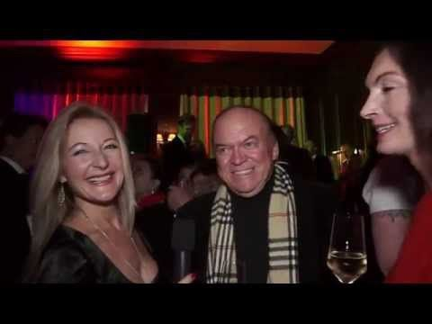 Sternekoch Heinz Winkler @ Christmas Party 2015 Vier Ja.