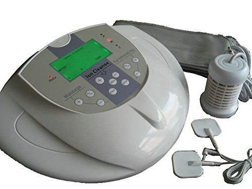 Ionic Foot Detox Machine Dual Foot Detox Machine Ion Foot Bath Spa Cell Cleanse with Massage Far Infrared