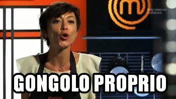 Gongolo!