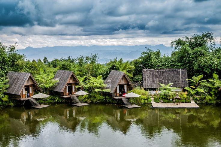 Dusun Bambu Eco-retreat (Bandung)