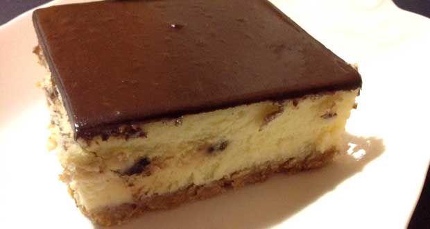 Çikolatalı Cheesecake Tarifi   Kadınca Tarifler - Kadınlar İçin Özel Paylaşımlar - Yemek Tarifleri