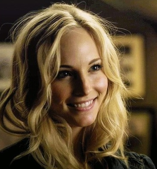 Candice Accola - Caroline #vampirediaries #tvd