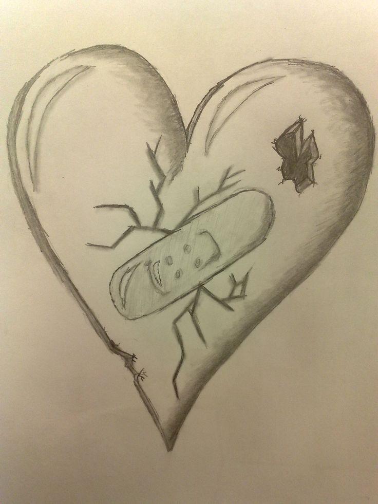 Pretty Broken Hearts Drawings Free download cool <b>broken hearts drawings broken heart</b> healing