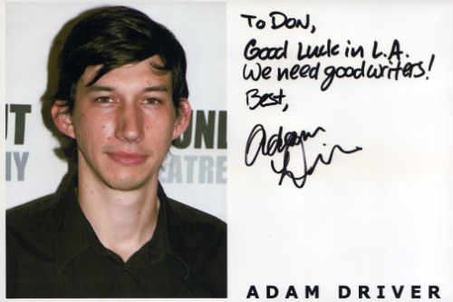 Adam Driver | Favorite...
