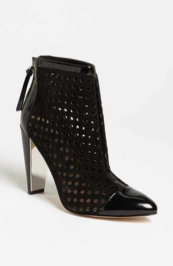 I love a classic look in booties. Goes with anything.  French Connection 'Maresella' Bootie