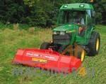 Sauerburger Polaris 1500 Flail Mower - http://www.machines4u.com.au/browse/Farm-Machinery/Garden-Lawn-Turf-140/Lawn-Turf-Equipment-1074/