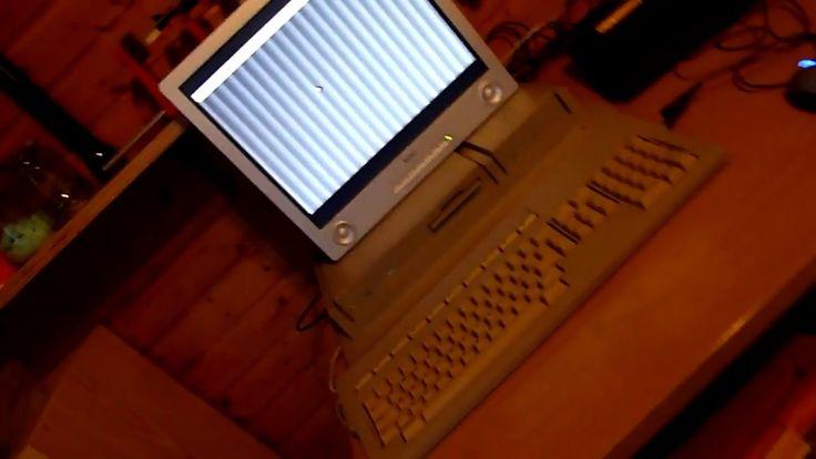 ArduinoPrX : Atari Mega STE (4 MB) (250 MB) (TOS 2.06) (VGA)