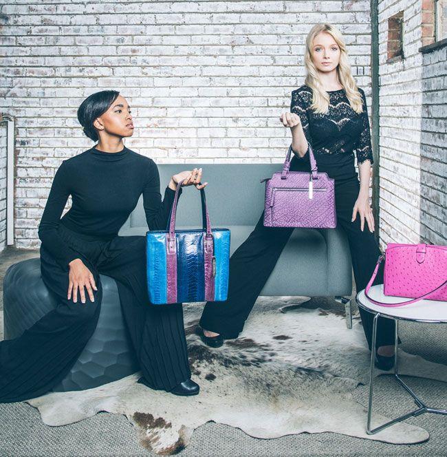 Via Veneta Provoque handbags from the SOLSTICE collection