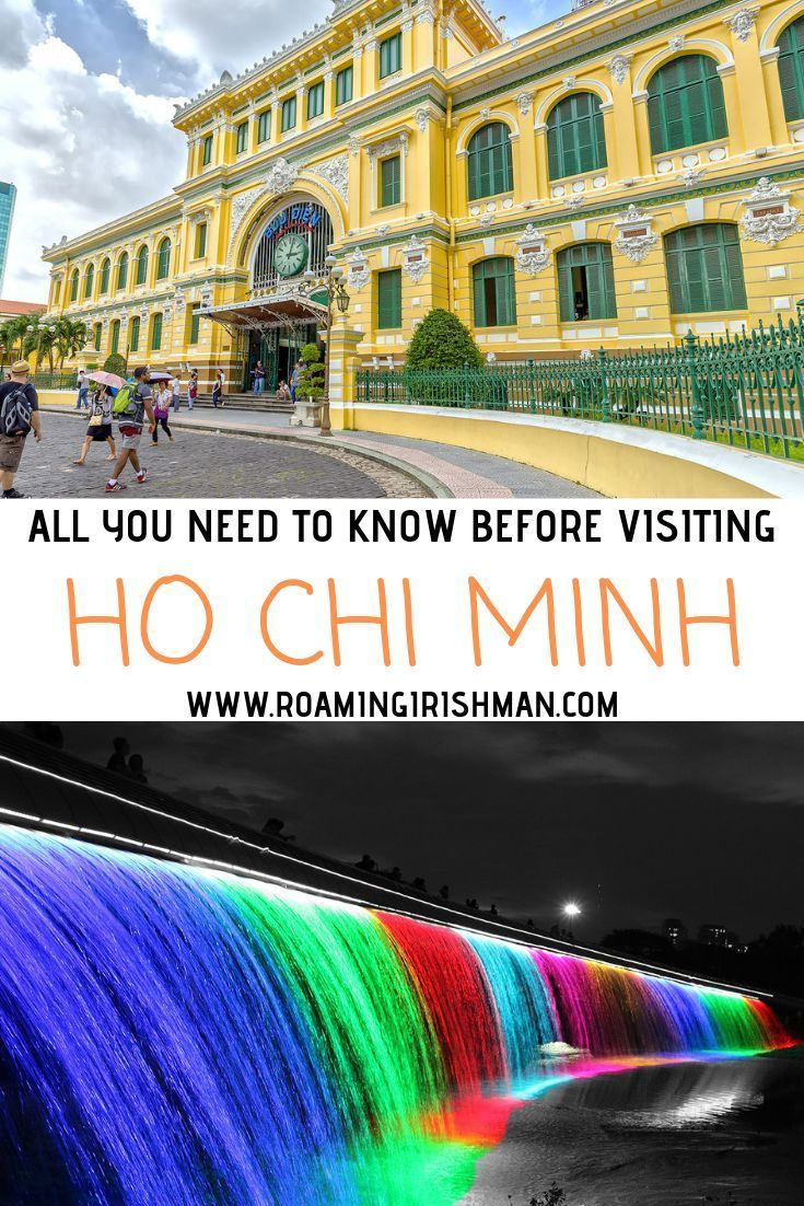 Ho Chi Minh Travel Guide Travel Vietnam Travel Asia Travel