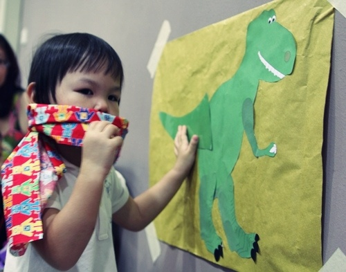 17 best images about dragons love tacos on pinterest for Pin the tail on the dinosaur template