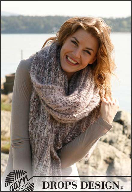 Een trendy look creëer je nu zelf met het gratis Winter's Best Friend' sjaal breipatroon! Professioneel, heerlijk warm en zacht op de huid - breien maar!