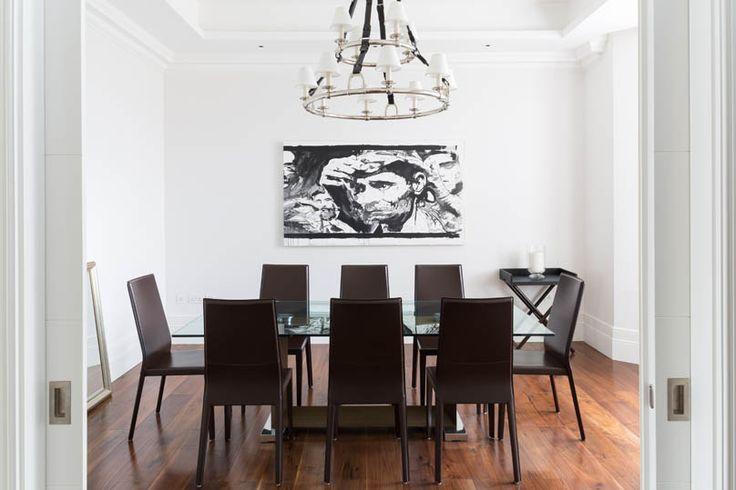 A modern family home.…