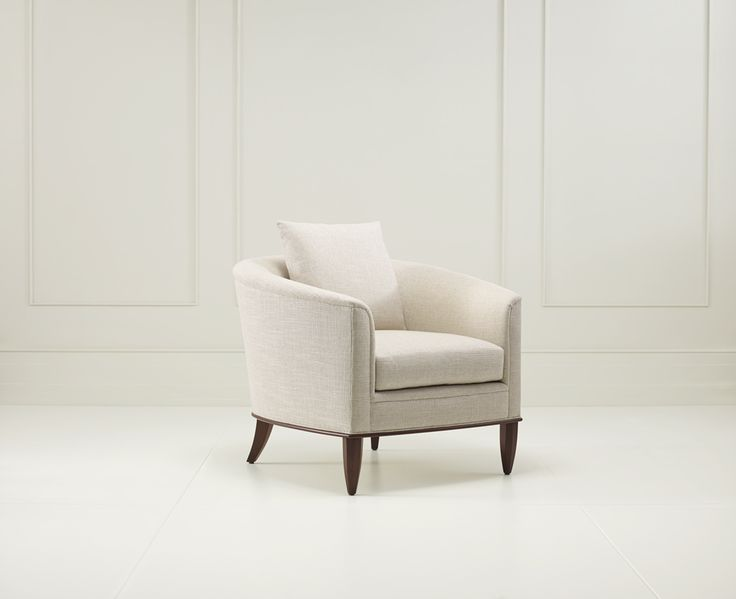 Sausalito Chair | Barbara Barry Collection | Baker Furniture